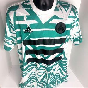 Adidas Tango TAN DNA #10 FM1082 Soccer Jersey